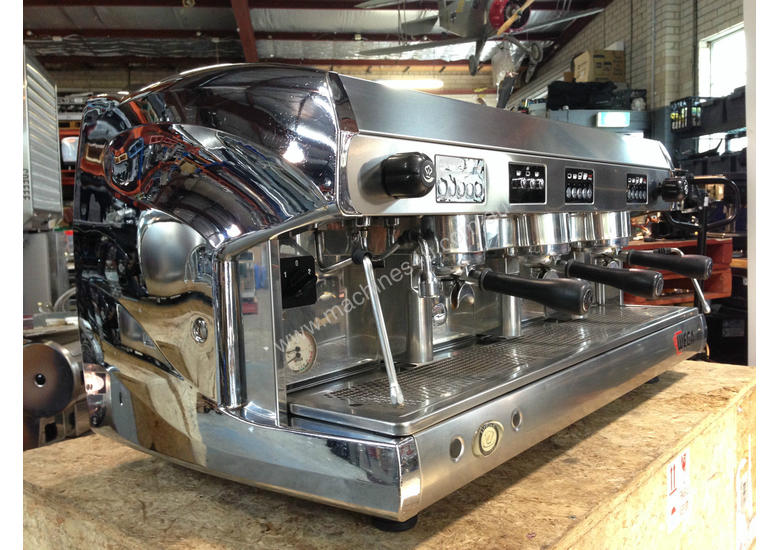 used wega polaris commercial coffee machines in richmond vic. Black Bedroom Furniture Sets. Home Design Ideas