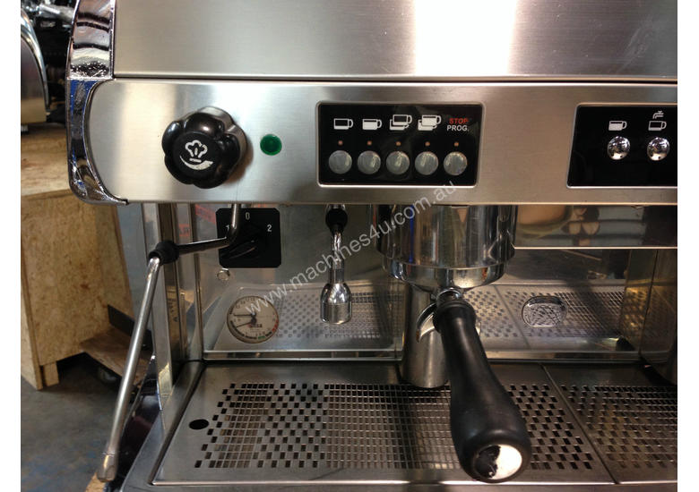 Used wega polaris commercial coffee machines in richmond vic - Machines a cafe expresso ...
