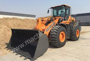 2018 HERCULES YX656 WHEEL LOADER
