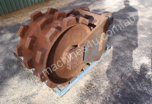Compaction Wheel for Hire CW10