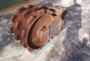 Titan Compaction Wheel for Hire CW10