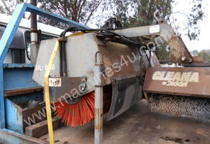 3pl hydrapower HD broom , as new