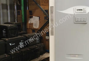 12kVA Chloride Synthesis Twin UPS (Pre-Owned)
