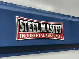 Heavy Duty Industrial Aussie Engineered & Designed 2500mm x 4mm Panbrake Folder - picture3' - Click to enlarge