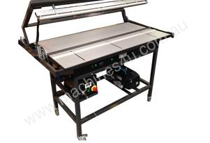 DEMO CLEARANCE: SHANNON AFF135 Plastic Bending Machine.....