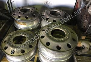Alcoa Second Hand Alloy Wheel Rims