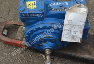 Vane pump for liquefied gas 640 rpm