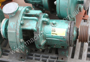 stainless steel chemical process pump 2XI-107100