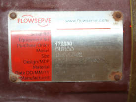 Mark 3 Stainless chemical process Pump - picture2' - Click to enlarge