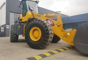 Active Machinery 23.5 Tonne AL966E  Wheel Loader - Quick Hitched