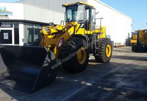 AL966E  Wheel Loader - Quick Hitched