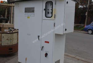 Large mine spec electrical cabinet with 18KW ABB