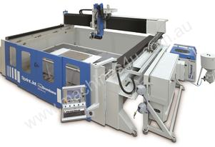 CMS SAW / WATERJET COMBINATION  MACHINES
