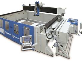 CMS SAW / WATERJET COMBINATION  MACHINES - picture0' - Click to enlarge