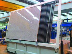 CMS SAW / WATERJET COMBINATION  MACHINES - picture3' - Click to enlarge