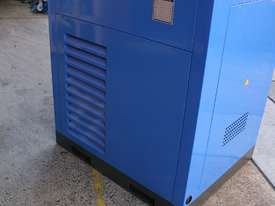German Rotary Screw - Variable Speed Drive 25hp / 18.5kW Rotary Screw Air Compressor.. Power Savings - picture8' - Click to enlarge