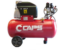 6cfm Electric Piston Air Compressor 2.5hp 240V, Direct Drive, 50L Tank - picture0' - Click to enlarge