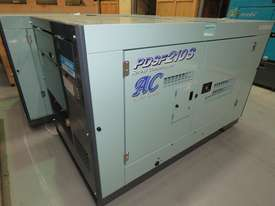 AIRMAN PDSF210SC-5C3, 210cfm Portable Diesel Air Compressor - picture0' - Click to enlarge