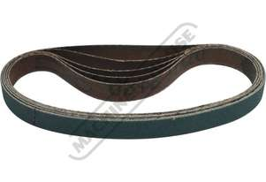 A066C 120 grit Sander Belt 10 x 330mm