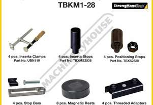TBKM1-28 FixturePoint Square Tube Kit