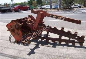 Ditch Witch R30 TO 6510 MODELS