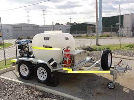 PRESSURE WASHER TRAILER - picture0' - Click to enlarge