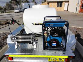 PRESSURE WASHER TRAILER - picture2' - Click to enlarge