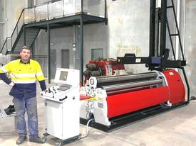 DAVI MCA 2017 CNC Plate Rolling Machine - picture2' - Click to enlarge