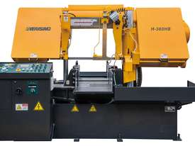 EVERISING H-360HB BAND SAW | FULLY AUTOMATIC | NC CONTROL | 360MM DIA CAPACITY - picture0' - Click to enlarge