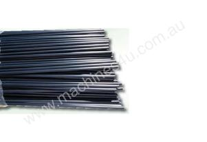 5.7MM TRIANGLE BLACK HDPE GLOBAL WELD ROD
