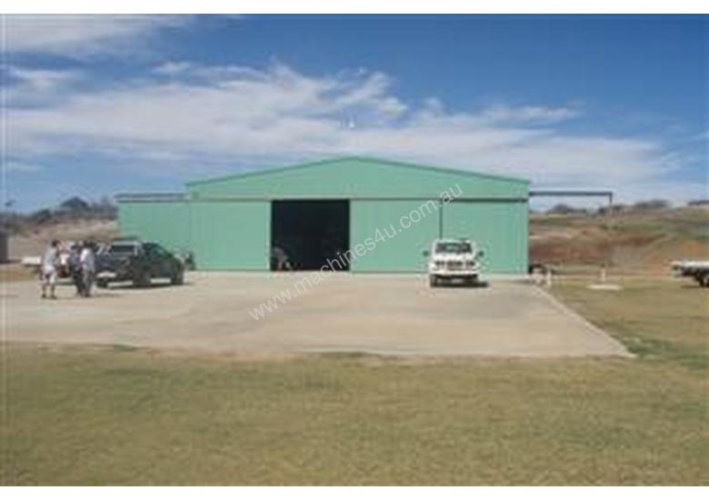 New 2005 Helicopter Hanger Factories in Townsville, QLD