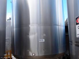 Stainless Steel Storage Tank - Capacity 10,000Lt. - picture0' - Click to enlarge