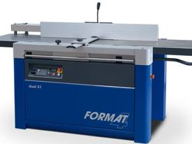 Felder Dual 51 - NOW ALSO AVAIL W SPIRAL CUTTER - picture0' - Click to enlarge