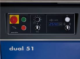 Felder Dual 51 - NOW ALSO AVAIL W SPIRAL CUTTER - picture6' - Click to enlarge