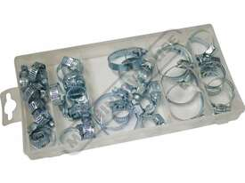 K72146 Hose Clamp Assortment 40 Piece - picture0' - Click to enlarge