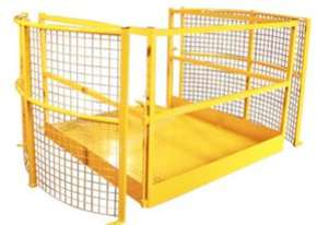 Rotating Pallet Gate Powder Coated