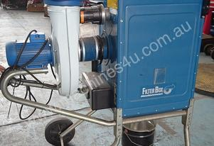 Nederman Fume Dust Extractor Filter Box Exhaust Fa