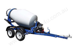 NEW CMK-100 1 CUBIC METRE MIXING TRAILER