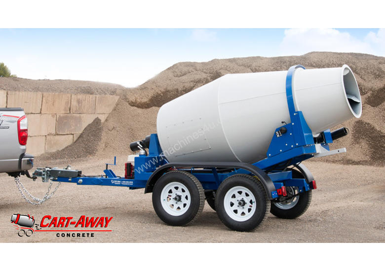 New Cart Away Cmt 100 Portable Concrete Mixer In Welshpool Wa