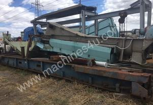 Jacmor Dewatering screw and Auger