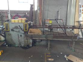 Used Wafios R3 Straightening and Cutting Machine
