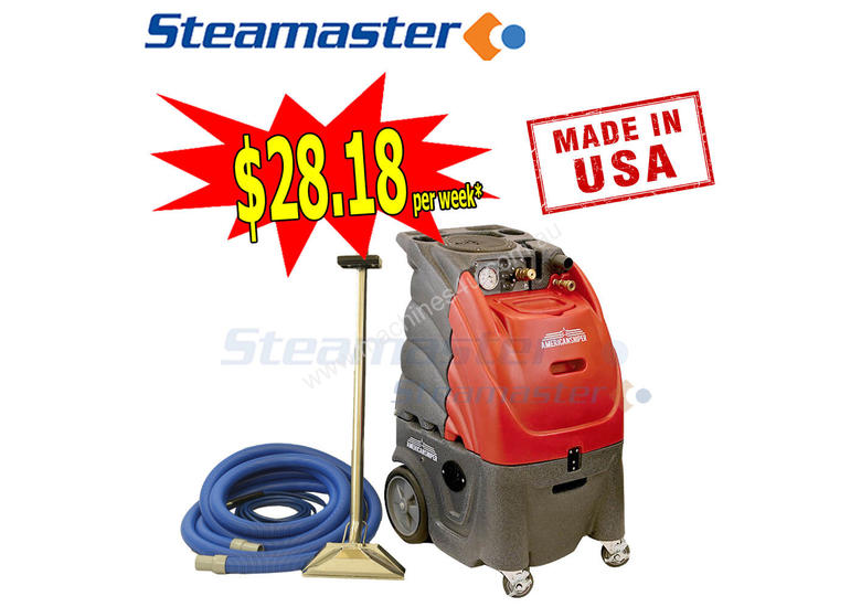 500PSI Dual 3Stage Carpet Steam Cleaners Extractor