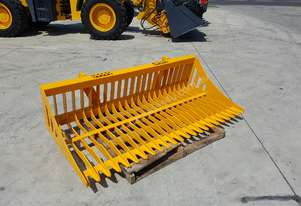 Tractor Rock Bucket, Sieve Bucket  - Euro Hitch