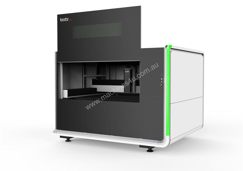 1kW Fiber i5 Laser system  with 1.0m x 1.5m table