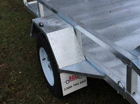 Delivery AU Mower Trailer 2900x1900 Ozzi w/ Ramps - picture5' - Click to enlarge