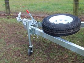 Delivery AU Mower Trailer 2900x1900 Ozzi w/ Ramps - picture7' - Click to enlarge