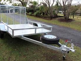 Delivery AU Mower Trailer 2900x1900 Ozzi w/ Ramps - picture8' - Click to enlarge