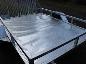 Delivery AU Mower Trailer 2900x1900 Ozzi w/ Ramps - picture9' - Click to enlarge