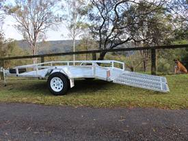 Delivery AU Mower Trailer 2900x1900 Ozzi w/ Ramps - picture17' - Click to enlarge