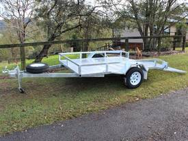 Delivery AU Mower Trailer 2900x1900 Ozzi w/ Ramps - picture18' - Click to enlarge